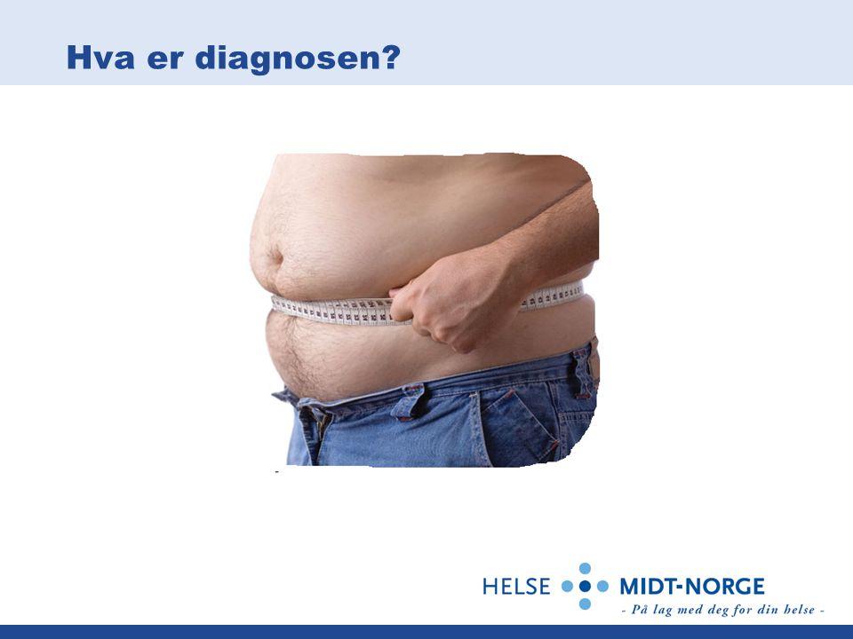 Hva er diagnosen?