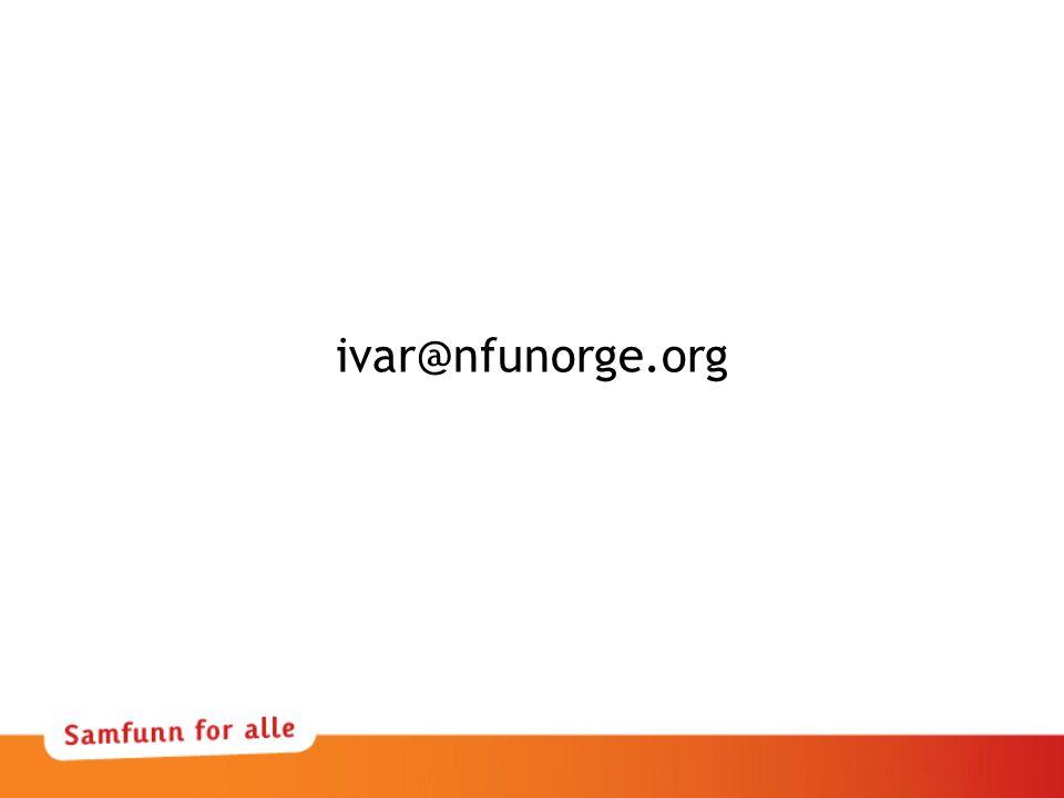 ivar@nfunorge.org