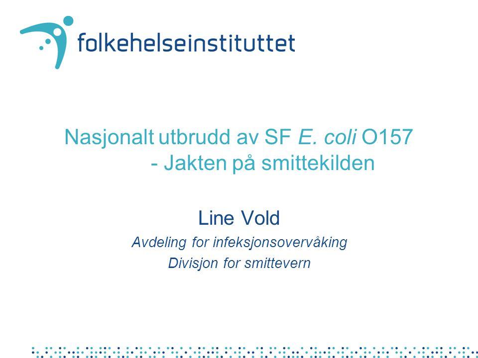 Eksponeringer sammenlignet med Småbarnskost 2007 Oslo og Akershus50 % Hedmark og Oppland63 % Østlandet71 % Rogaland og Agder69 % Vestlandet75 % Trøndelag70 % Nord-Norge77 % Potetgull, popkorn o.l.