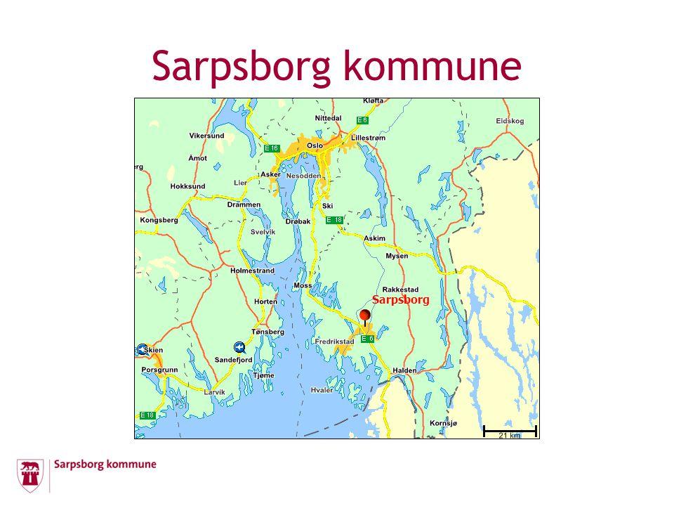 Historien om Sarpsborg by Grunnlagt av Olav den Hellige i 1016 ved Sarpsfossen Byen ble herjet og brent av svenskene i 1567 Ny bystatus 1839 Storkommune fra i 1992