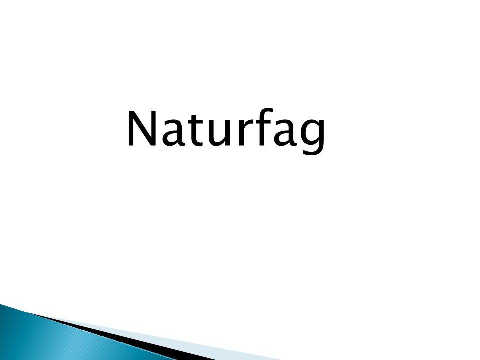 Naturfag
