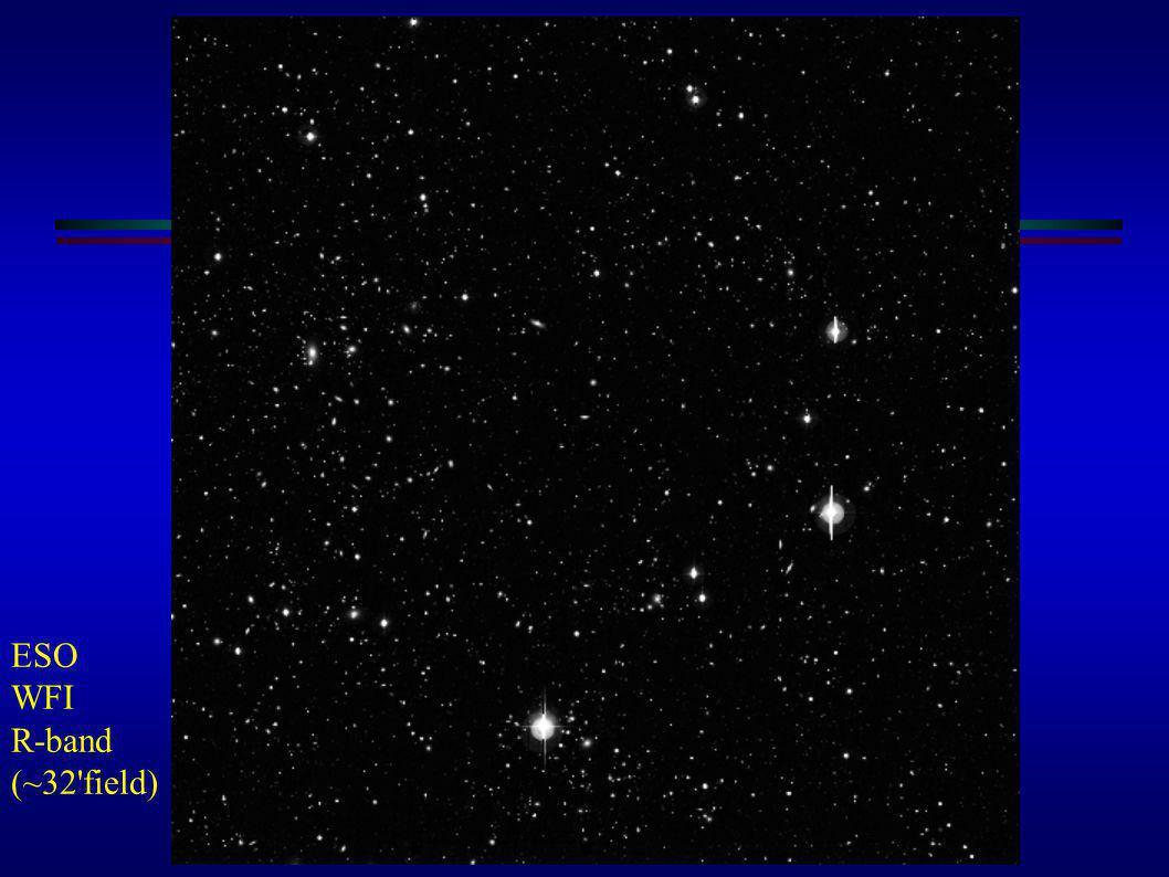 A2554 ESO WFI R-band (~32'field)