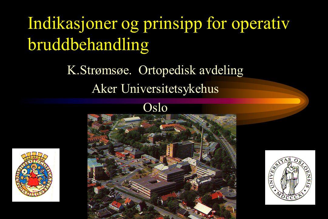 Arbeidsgruppe for Osteosyntese- spørsmål ble etablert i Chur 1958 Martin Algøwer Hans Willenegger Maurice Müller Robert Schneider Davos 1998