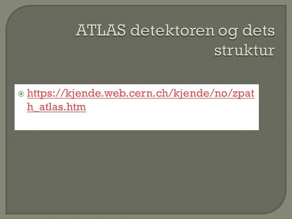  https://kjende.web.cern.ch/kjende/no/zpat h_atlas.htm https://kjende.web.cern.ch/kjende/no/zpat h_atlas.htm