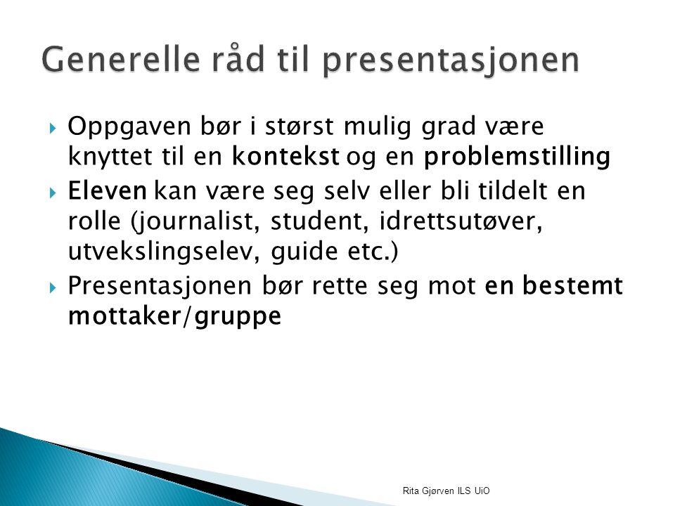 Du prøver å nyansere bildet av den norske skolen og sier hva du synes er bra, men også hva du synes kan bli bedre.