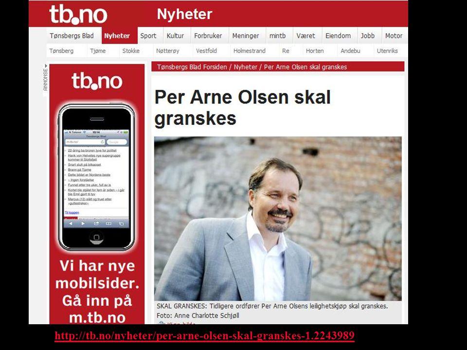http://tb.no/nyheter/per-arne-olsen-skal-granskes-1.2243989