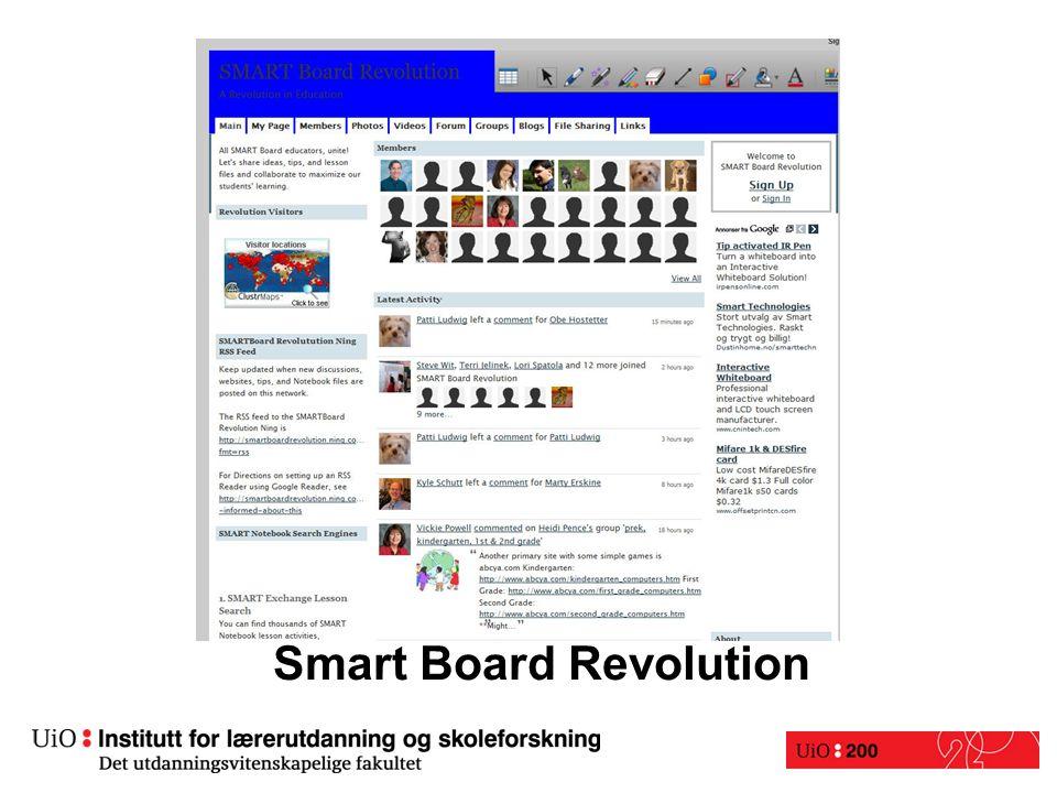 Smart Board Revolution