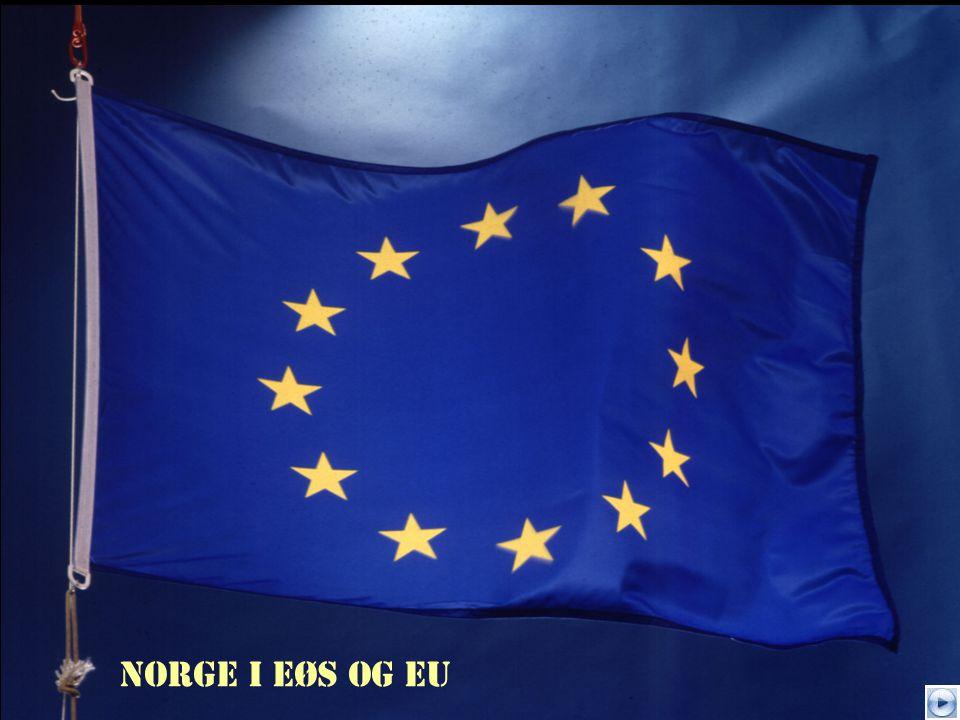 Steinar Taubøll - UMB EØS-avtalen EØS –avtalen -Inngått i 1992 (trådte i kraft 1994) -12000 sider regeltekst gjort til norsk rett -EØS-loven av 27.