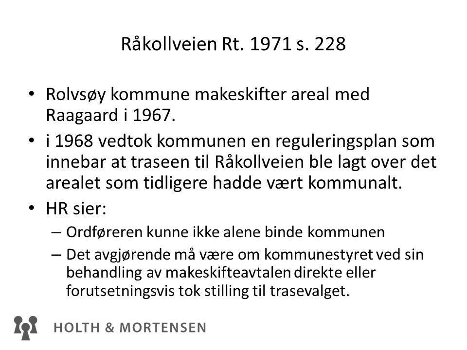 Mardøladommen Rt 1973 s.
