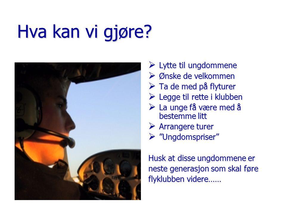 Borg Flyklubb – Et godt eksempel! Finn Syversen fra Borg Flyklubb forklarer….