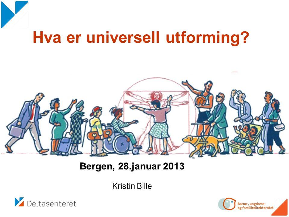 Bergen, 28.januar 2013 Kristin Bille