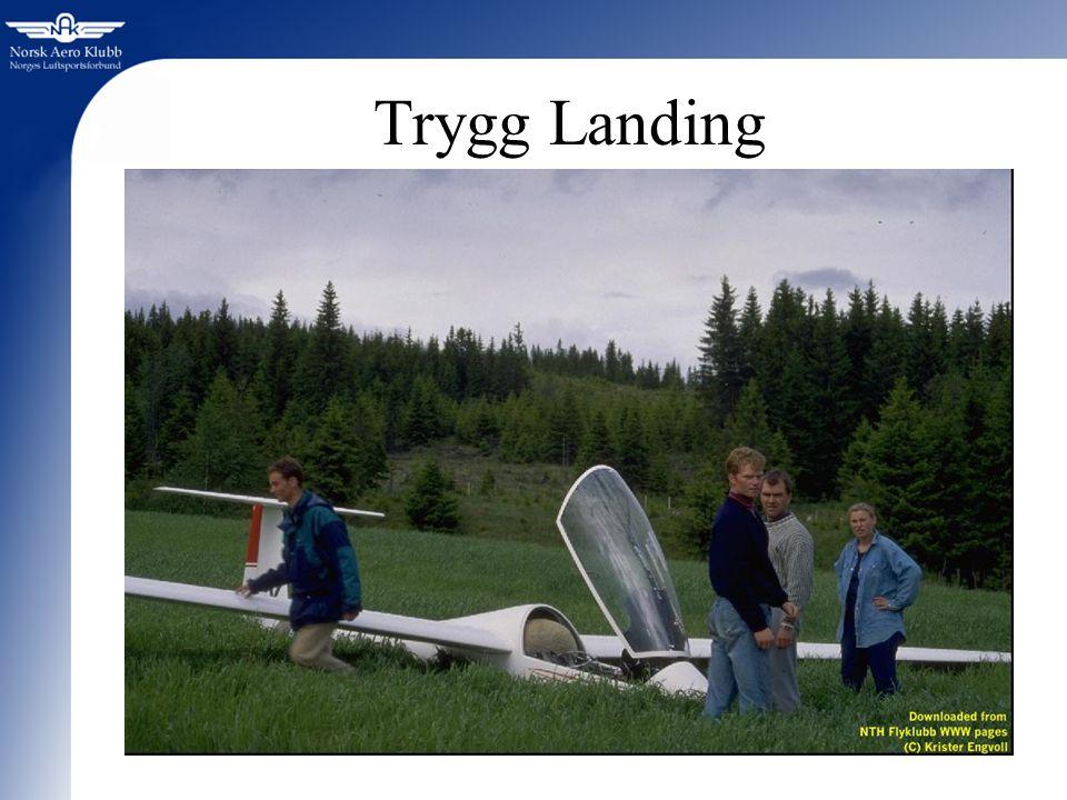 Trygg Landing