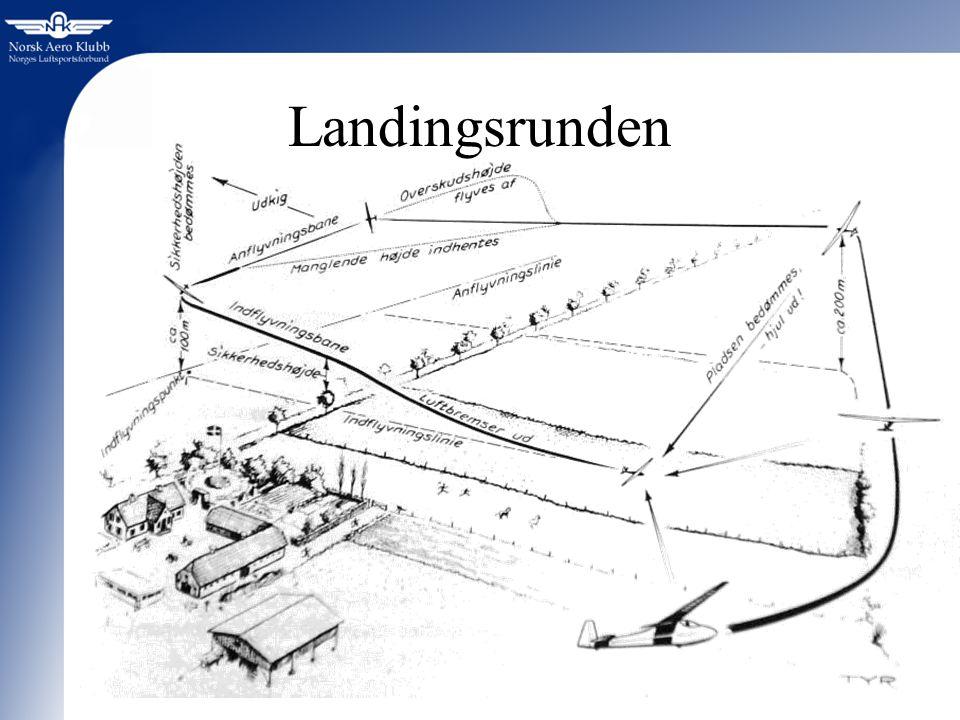 Landingsdistanse