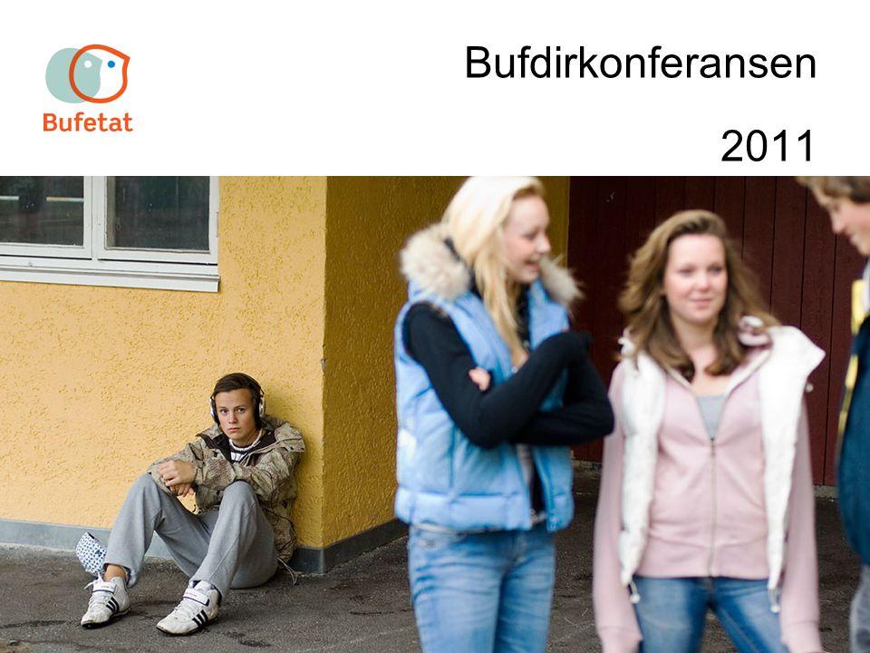 Bufdirkonferansen 2011