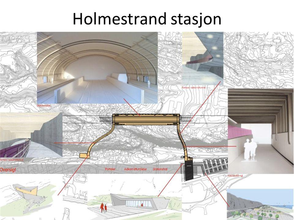 Holmestrand stasjon