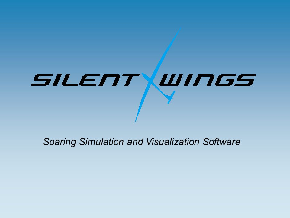 Soaring Simulation and Visualization Software