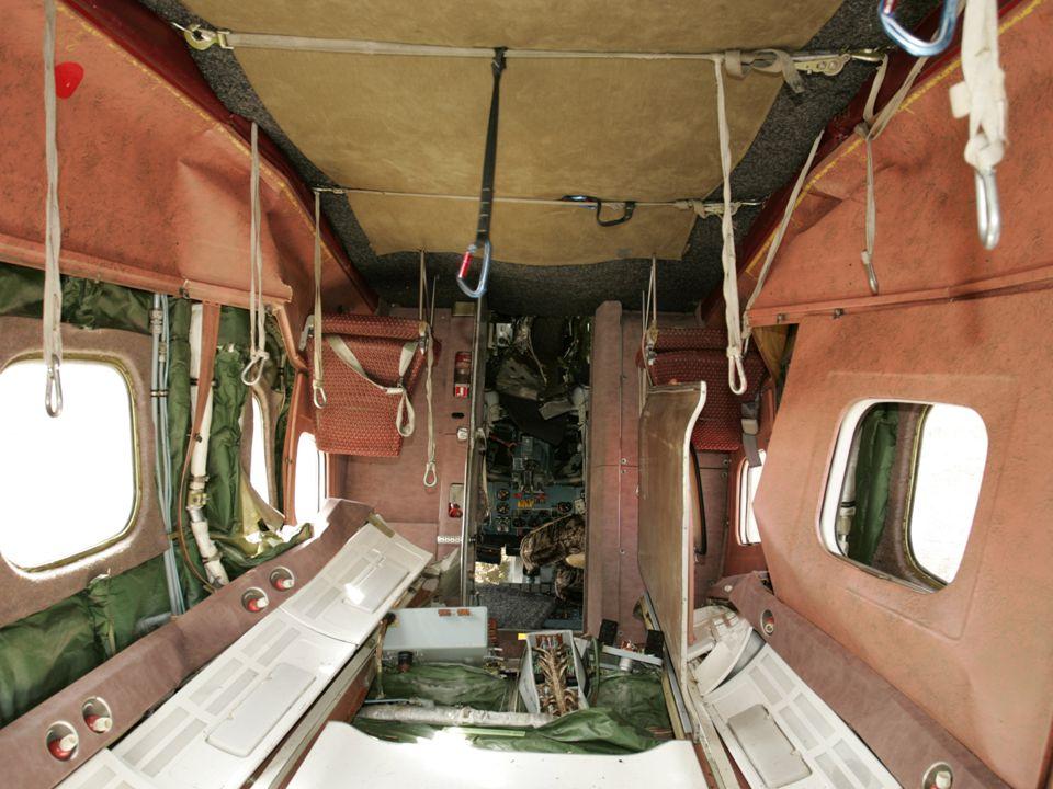 Fallskjermseksjonen F/NLFs fagseminar 2009, # 11 Havarirapport YL-KAB Rikssenteret 2004