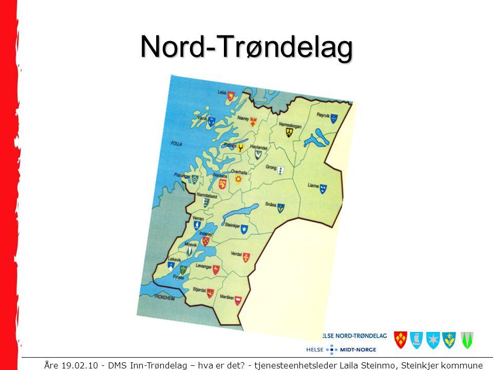 Åre 19.02.10 - DMS Inn-Trøndelag – hva er det.