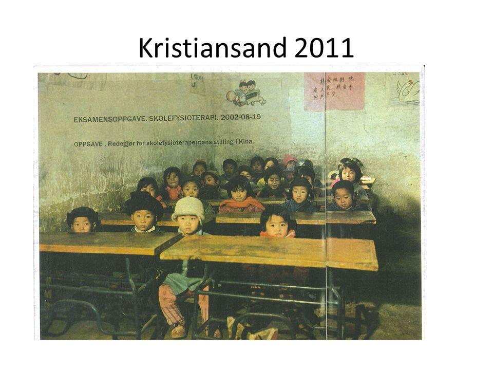 Kristiansand 2011