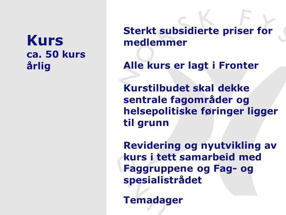 Spesialist- ordningen www.fysio.no/spesialistordningen www.fysio.no/spesialistordningen Veiledning av søkere i forbindelse med spesialistutdanning Behandling av søknader Sentralstyret godkjenner spesialister etter innstilling fra faggruppene Fornyet godkjenning Saksutredere for Fag- og spesialistrådet i forhold til endringer i regelverket Samarbeid med faggruppene om fagspesifikk innhold