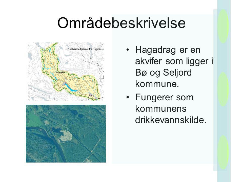 Hagadrag er en akvifer som ligger i Bø og Seljord kommune. Fungerer som kommunens drikkevannskilde.