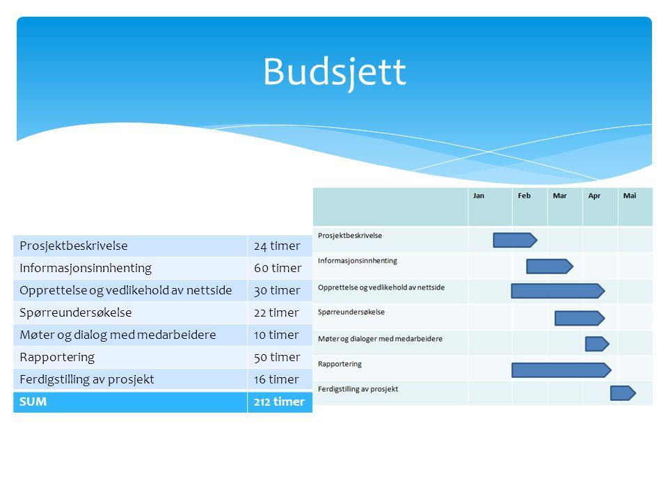 Sluttføring av prosjekt  Fullføre Kjøpshåndboka  Samle all dokumentasjon  Fullføre rapport