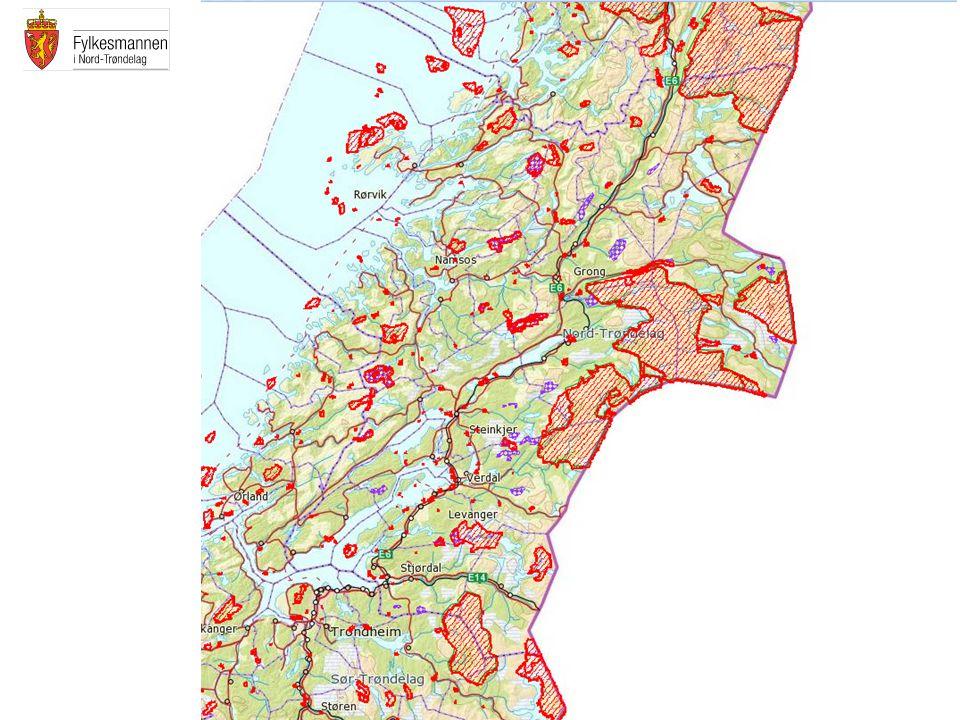 Verneområder Opprettes med hjemmel i Kap.