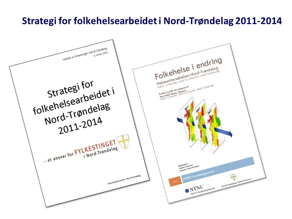 Strategi for folkehelsearbeidet i Nord-Trøndelag 2011-2014
