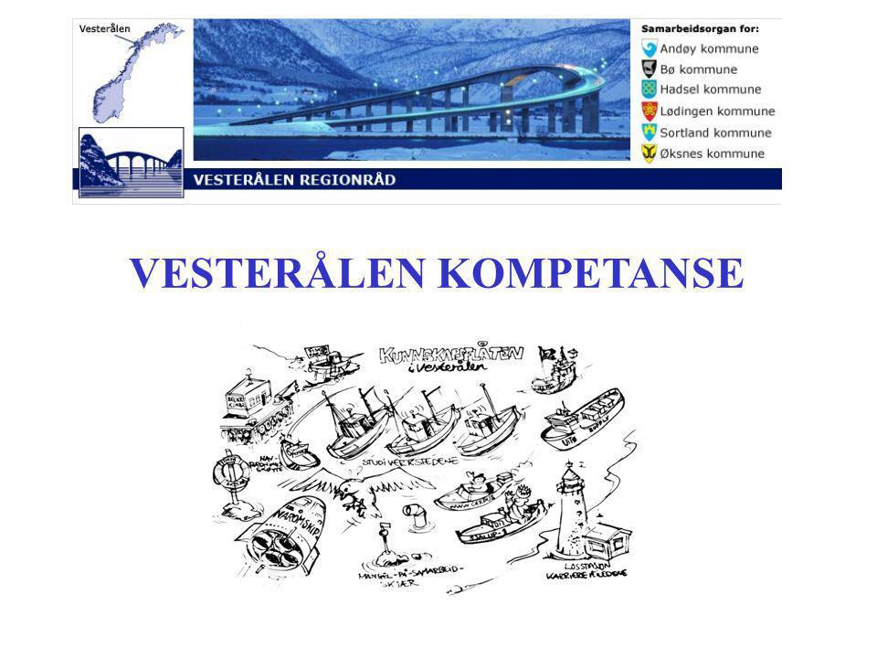 VESTERÅLEN KOMPETANSE