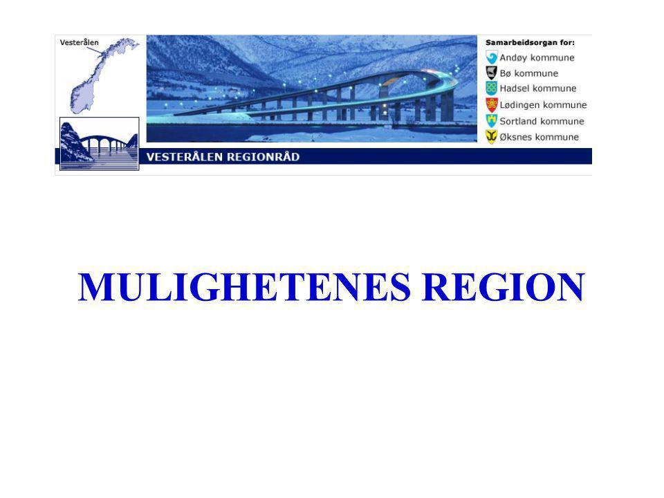 MULIGHETENES REGION