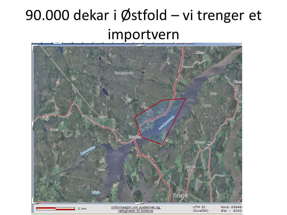 90.000 dekar i Østfold – vi trenger et importvern