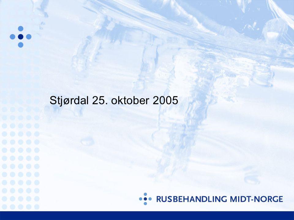 Stjørdal 25. oktober 2005