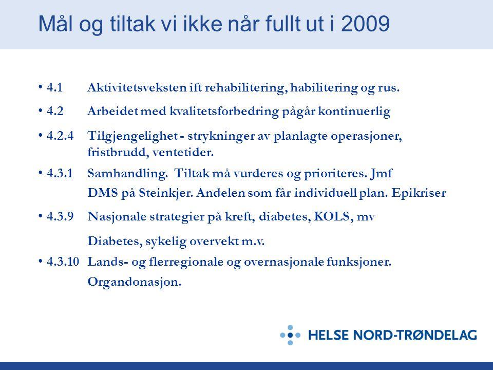 Konklusjon Utfordringer de nærmeste årene: Store investeringer Avskrivninger Høyere rentenivå Rekruttering