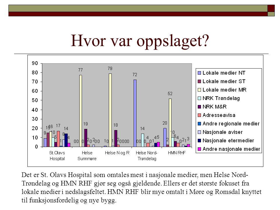 Tema HMN RHF får mye fokus på grunn av økonomi og budsjettbehandling.