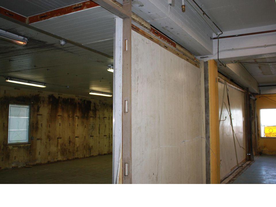 PUR/XPS skumplast : Nødvendig forbehandling er utsortering av treverk og andre materialer som sorteringsanleggene i behandlingsanleggene ikke takler.