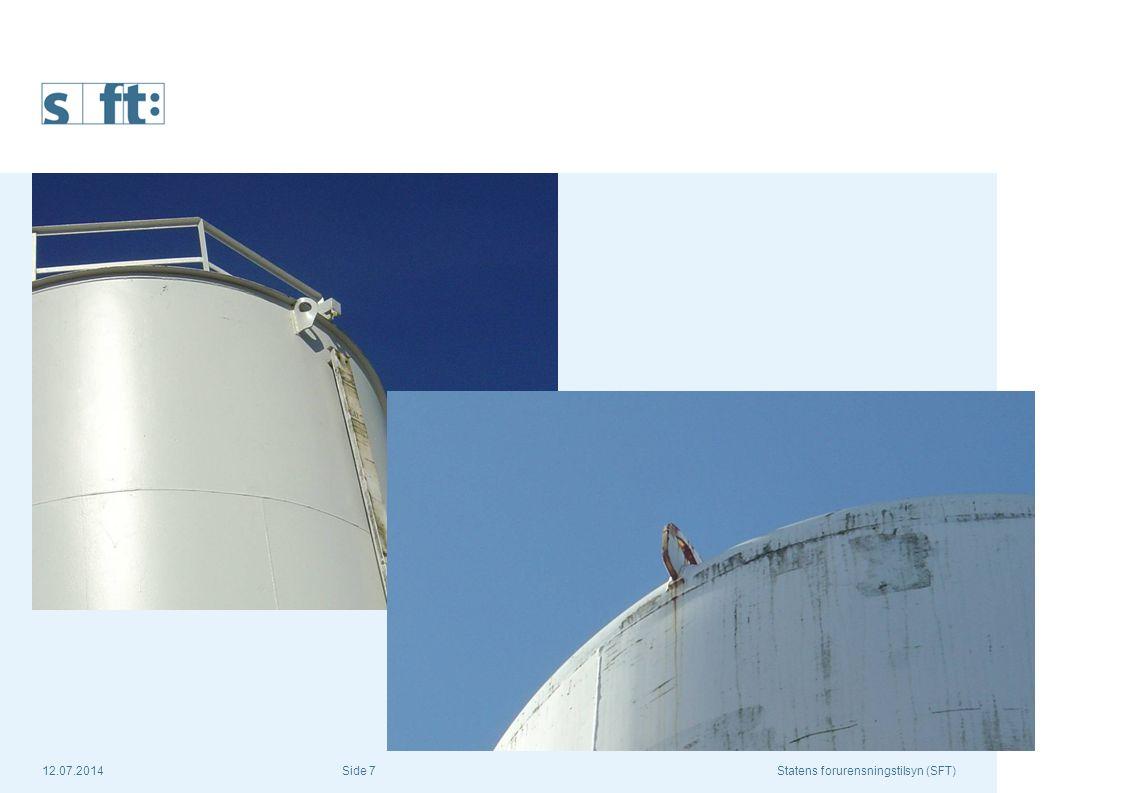 12.07.2014Statens forurensningstilsyn (SFT) Side 8 Forventninger til bransjen Kompetansen må økes.