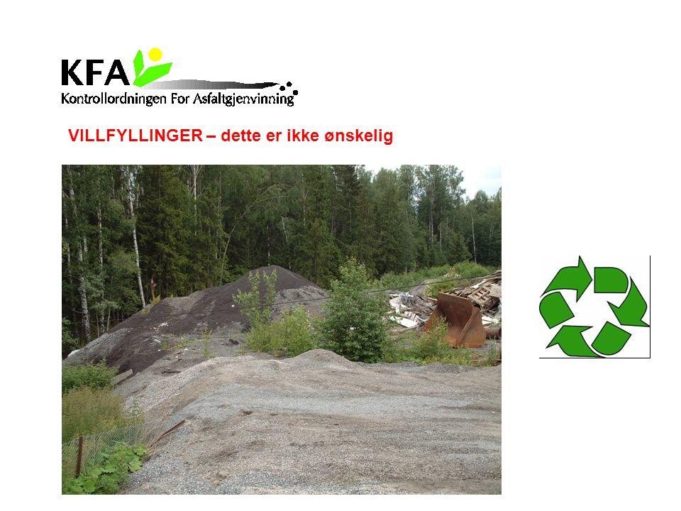 Hvorfor dokumentasjon.Miljø og forurensning, Klif.