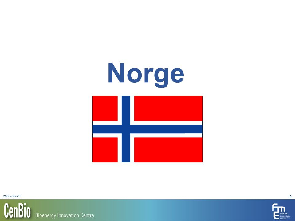 Norge 12 2009-09-29