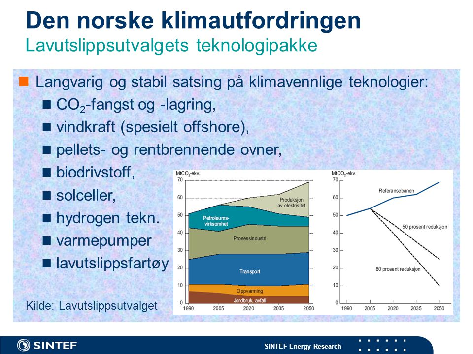 SINTEF Energy Research Problemstilling  Hvor mye skog har vi… evt pluss landbruksareal.