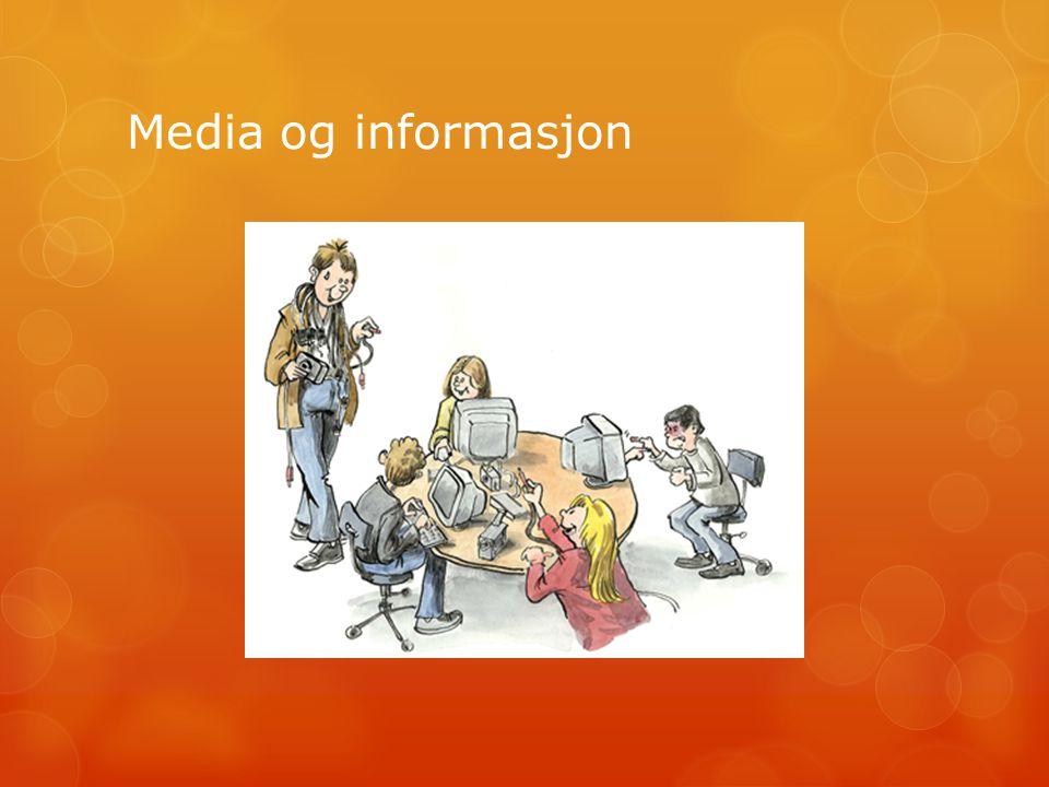 Media og informasjon