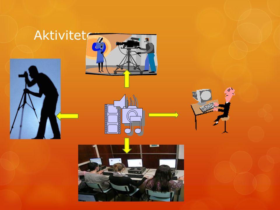 Mål for medier og informasjon  Redaksjonelt arbeid  Planlegge produksjon og innhold, fordele arbeidsoppgaver  Velge medier og målgrupper  Samarbei