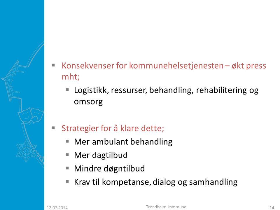 Samhandlingsreformen  Hva blir utfordringene i kommune Norge for å realisere reformen .