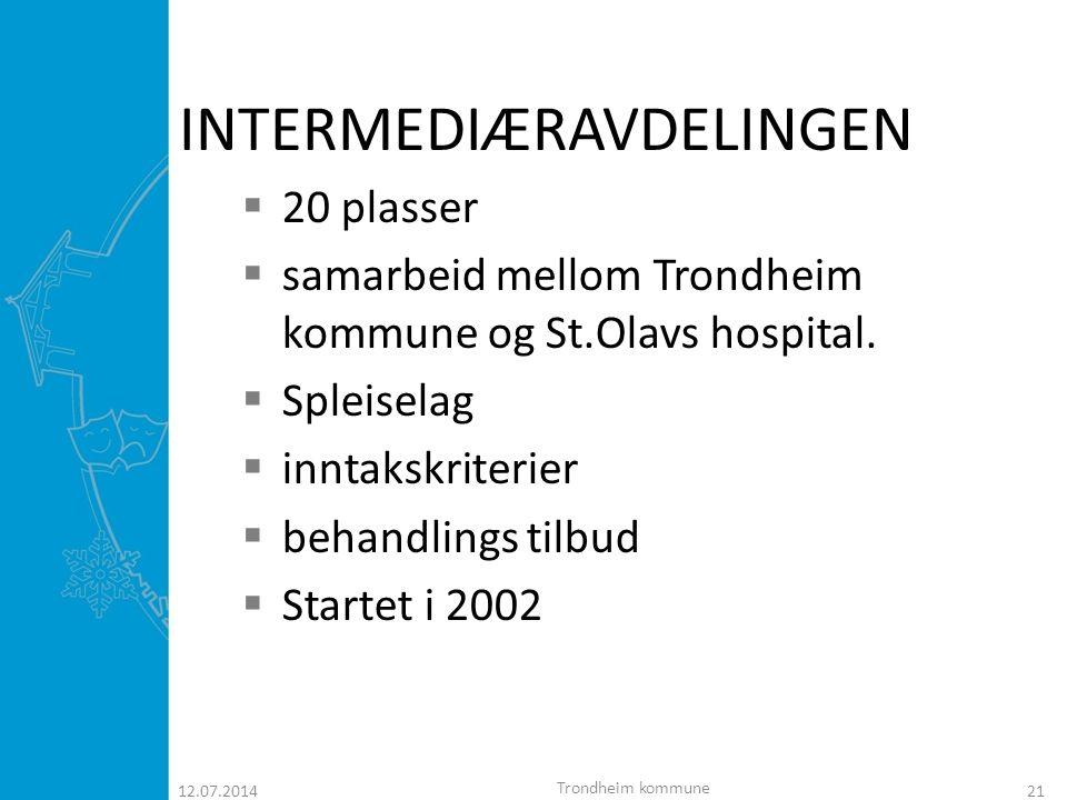12.07.201422 Randomisert kontrollert studie ved Søbstad sykehjem  Størrelse: - 130 pasienter, 65 i hver gruppe basert på antall reinnleggelser - 25 % forskjell i antall reinnleggelser med alpha 0.05 og beta 0.20.