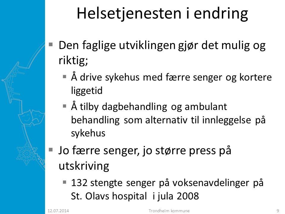 12.07.201410 Hva skjer i sykehusene.