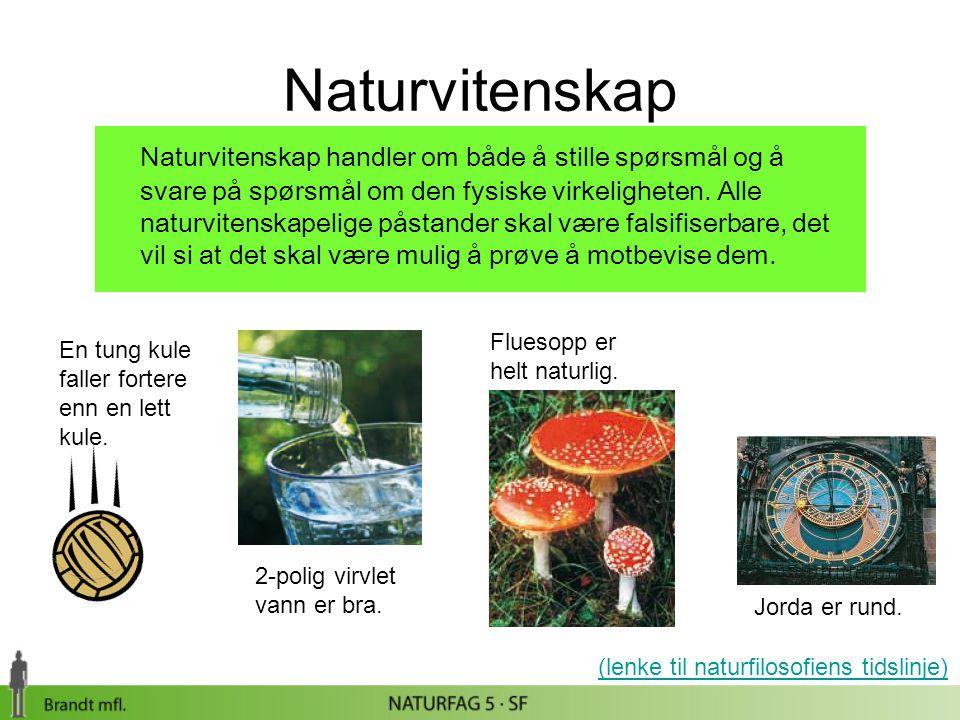 Pseudovitenskap Naturvitenskapelige ord, men ikke naturvitenskap likevel.