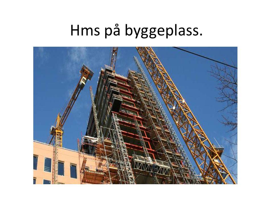 Bilde av byggeplass.