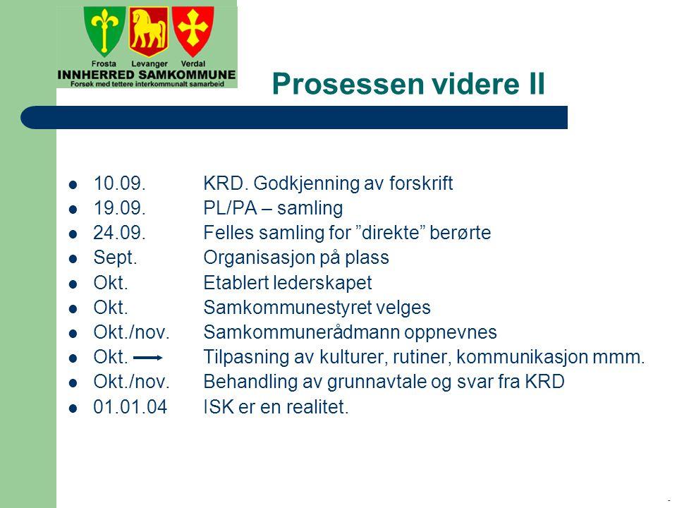 - Prosessen videre II 10.09.KRD.