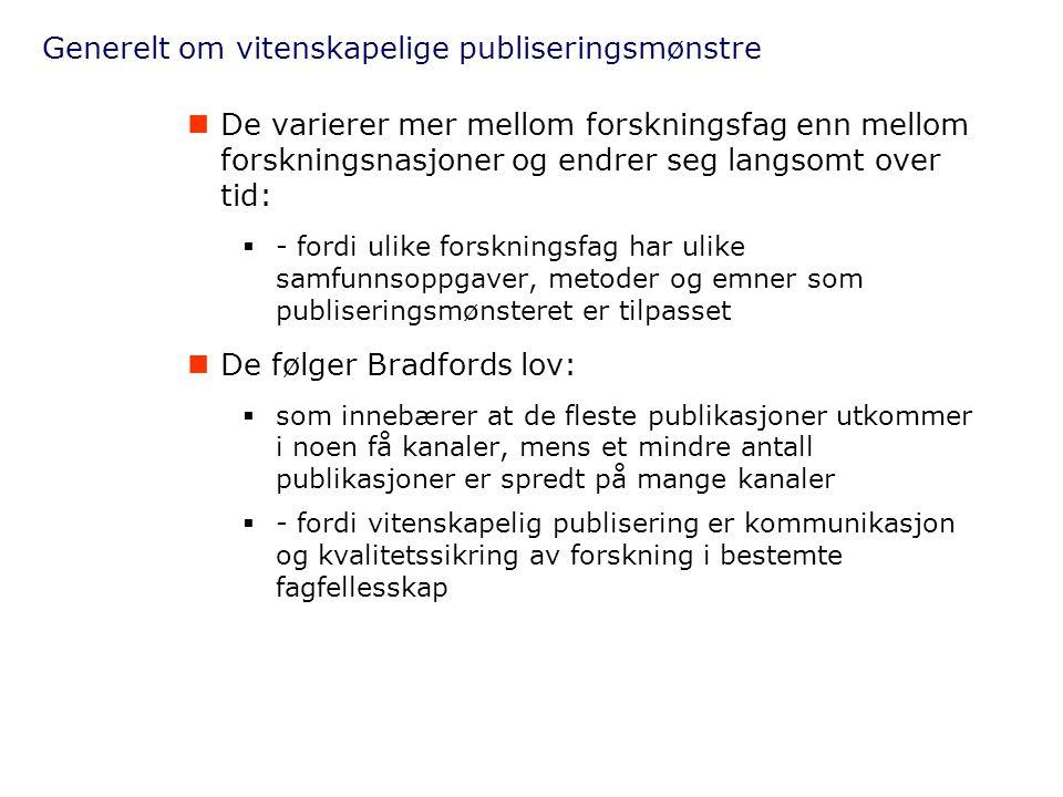 www.nifustep.no Page 34 Andel publisering på fremmedspråk