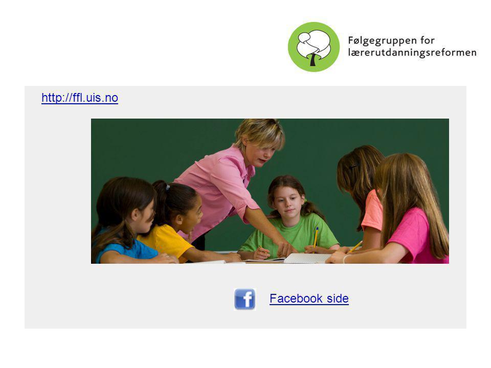 http://ffl.uis.no Facebook side