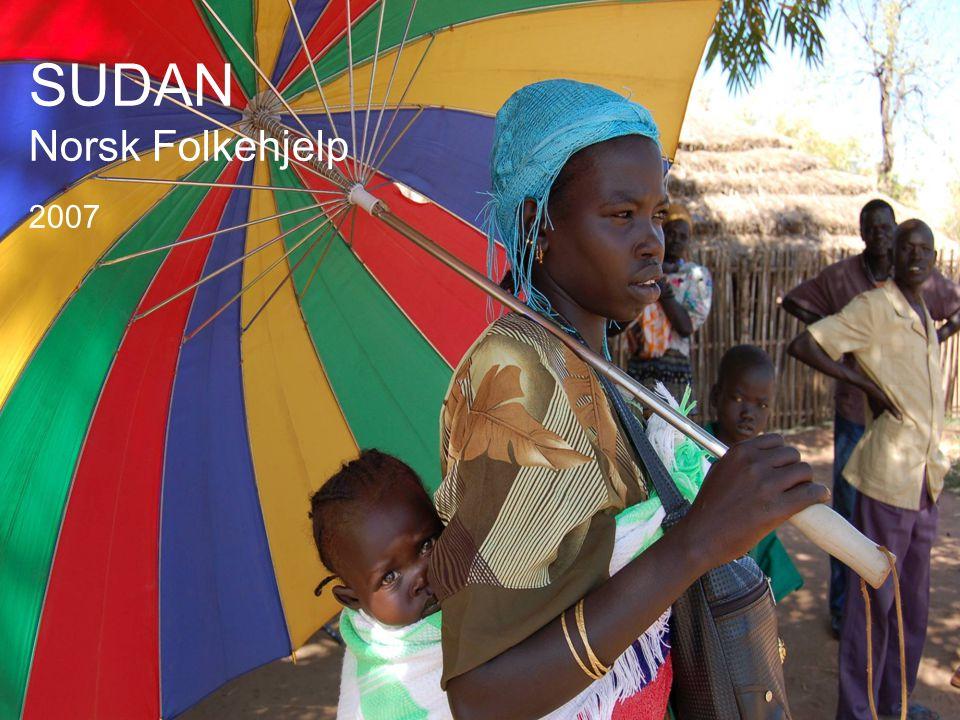 SUDAN Norsk Folkehjelp 2007